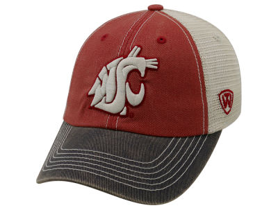 Washington State Cougars Top of the World NCAA Offroad Adjustable Cap