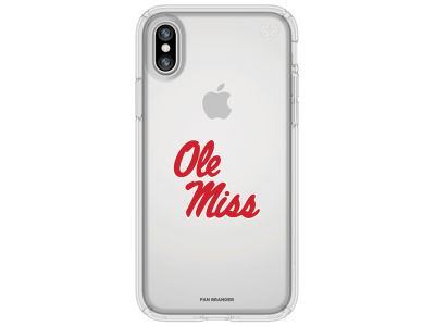 Ole Miss Rebels Speck iPhoneX Speck Presidio Case