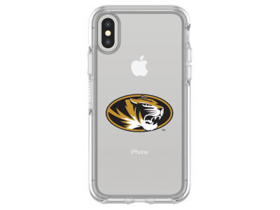 Missouri Tigers OtterBox iPhoneX Otterbox Symmetry Case