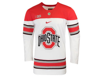 Ohio State Buckeyes Nike 2018 NCAA Men's Limited Hockey Jersey