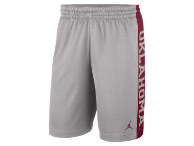 Oklahoma Sooners Jordan NCAA Men's Knit Dri-Fit Shorts