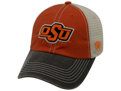 Oklahoma State Cowboys Top of the World NCAA Offroad Adjustable Cap