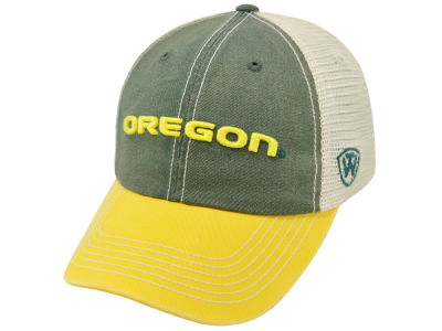 Oregon Ducks Top of the World NCAA Offroad Adjustable Cap