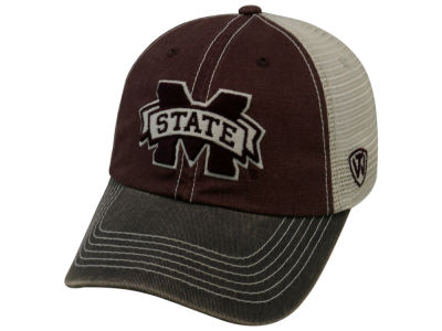 Mississippi State Bulldogs Top of the World NCAA Offroad Adjustable Cap