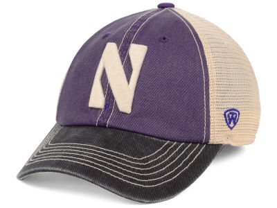 Northwestern Wildcats Top of the World NCAA Offroad Adjustable Cap