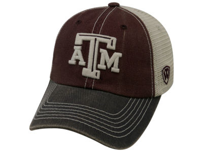 Texas A&M Aggies Top of the World NCAA Offroad Adjustable Cap