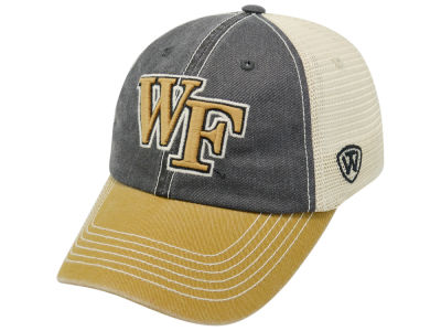 Wake Forest Demon Deacons Top of the World NCAA Offroad Adjustable Cap