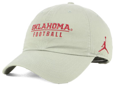 Oklahoma Sooners Nike NCAA Campus Sport Adjustable Cap