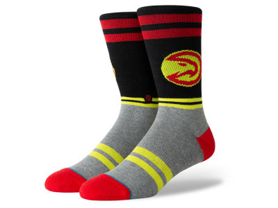 Atlanta Hawks Stance NBA City Gym Crew Socks