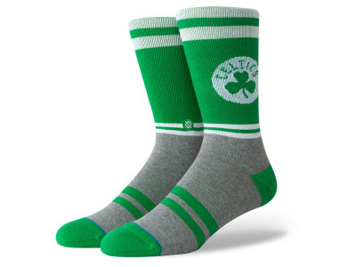 Boston Celtics Stance NBA City Gym Crew Socks
