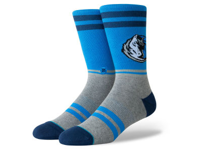 Dallas Mavericks Stance NBA City Gym Crew Socks