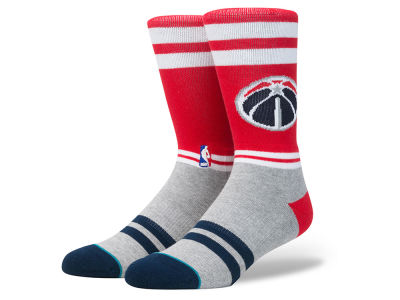 Washington Wizards Stance NBA City Gym Crew Socks