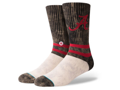Alabama Crimson Tide Stance NCAA Retro Wash Socks