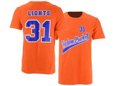 Lights  Retro Brand Men's Uncle Drew Name and Number T-shirt