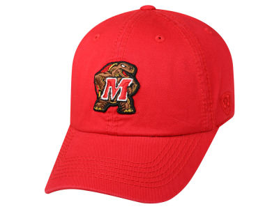 Maryland Terrapins Top of the World NCAA Crew Adjustable Cap V