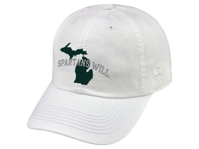 new product c7b98 12429 ... spain michigan state spartans top of the world ncaa crew adjustable cap  v ad11b 1a060