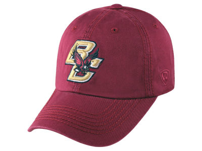 Boston College Eagles Top of the World NCAA Crew Adjustable Cap V