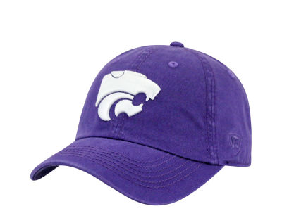 sports shoes 026ef 094bf ... clearance kansas state wildcats top of the world ncaa crew adjustable  cap v 63f79 4787b