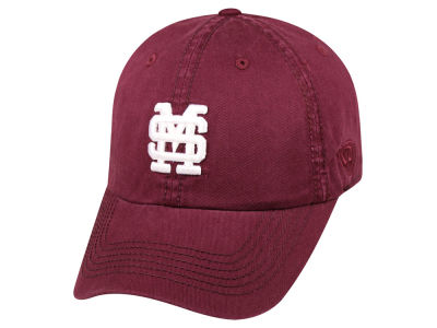 Mississippi State Bulldogs Top of the World NCAA Crew Adjustable Cap V