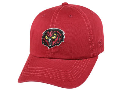 Temple Owls Top of the World NCAA Crew Adjustable Cap V