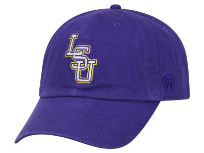 LSU Tigers Top of the World NCAA Crew Adjustable Cap V