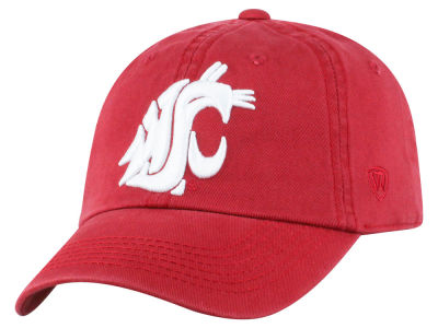 Washington State Cougars Top of the World NCAA Crew Adjustable Cap V