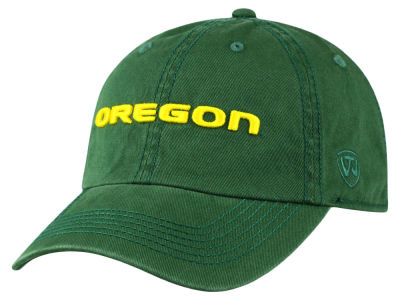 Oregon Ducks Top of the World NCAA Crew Adjustable Cap V
