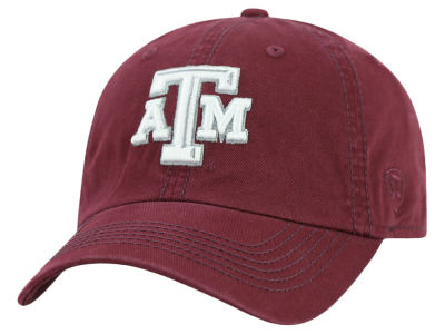 Texas A&M Aggies Top of the World NCAA Crew Adjustable Cap V