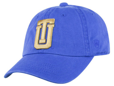 Tulsa Golden Hurricane Top of the World NCAA Crew Adjustable Cap V