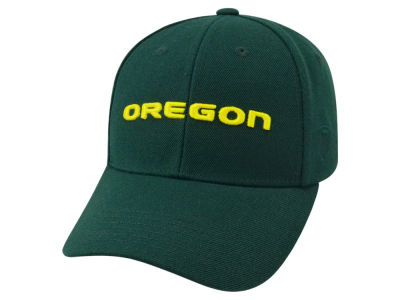 Oregon Ducks Top of the World NCAA Premium Collection Caps