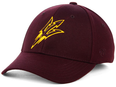 Arizona State Sun Devils Top of the World NCAA Premium Collection Caps