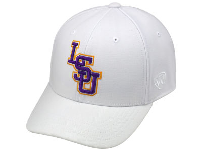 LSU Tigers Top of the World NCAA Premium Collection Caps