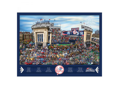 New York Yankees Puzzle Joe Journeyman