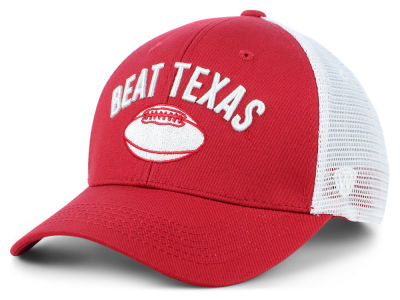 Oklahoma Sooners Top of the World NCAA Beat Texas Ranger Cap