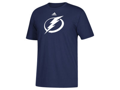 Tampa Bay Lightning adidas NHL Men's Primary Go To T-Shirt