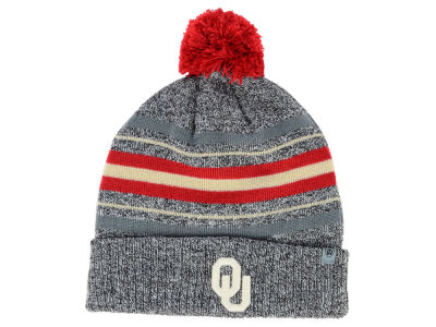 Oklahoma Sooners Top of the World NCAA Sockhop Pom Knit