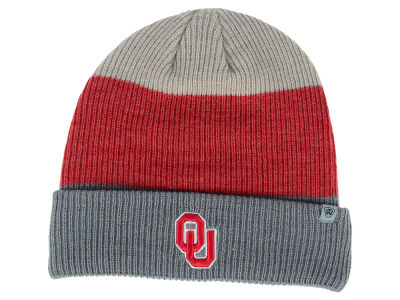 Oklahoma Sooners Top of the World NCAA Level Cuff Knit