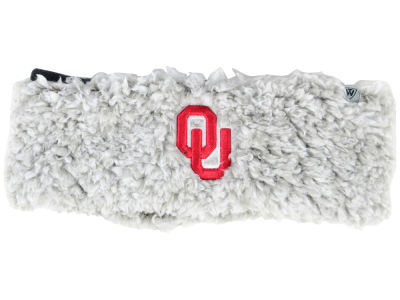 Oklahoma Sooners Top of the World NCAA Sherpa Ear Wrap