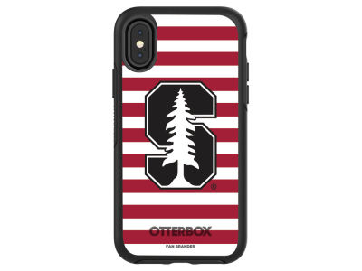 Stanford Cardinal OtterBox iPhoneX Otterbox Symmetry Case