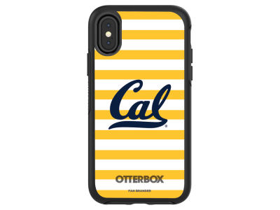 California Golden Bears OtterBox iPhoneX Otterbox Symmetry Case