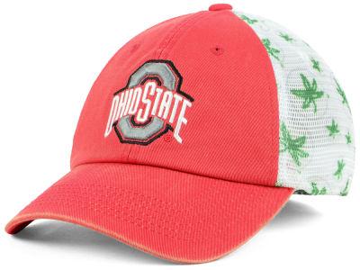 more photos 14ca6 9fb69 Top of the World NCAA Buckeye Leaf Mesh Flex Cap Hats at OhioStateBuckeyes .com