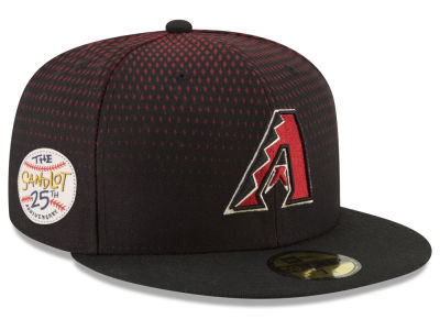 Arizona Diamondbacks New Era MLB Sandlot Patch 59FIFTY Cap