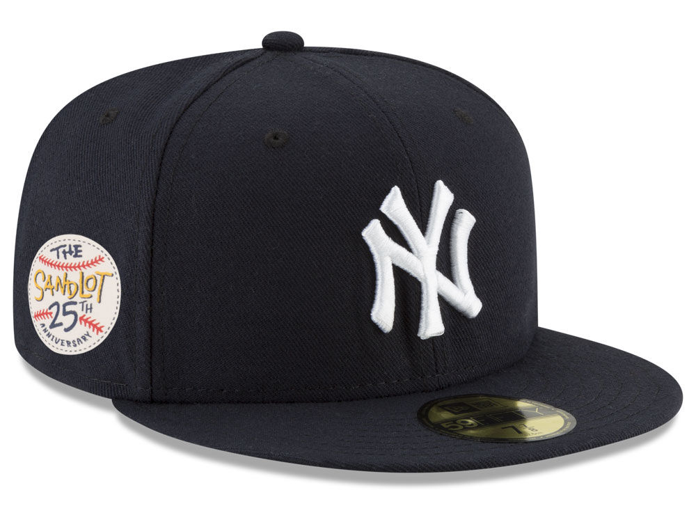 best website 791f0 5779f ... hot new york yankees new era mlb sandlot patch 59fifty cap lids 06d3d  db6df