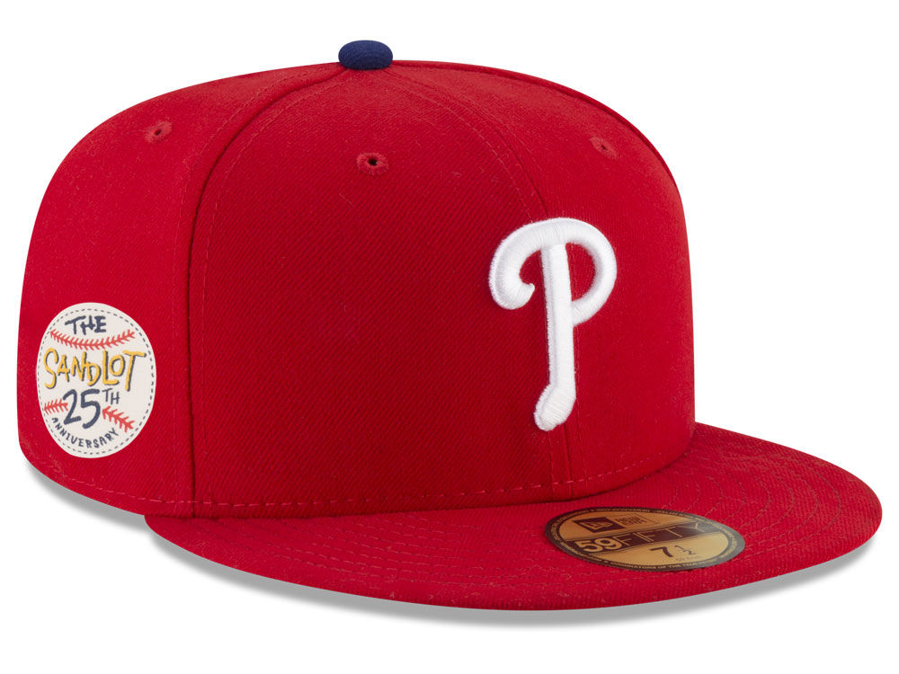 buy online 0d4a2 dcf77 australia philadelphia phillies new era mlb sandlot patch 59fifty cap c2657  e0bb3
