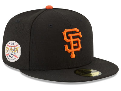 San Francisco Giants New Era MLB Sandlot Patch 59FIFTY Cap