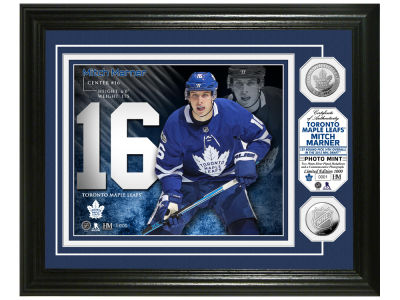 Toronto Maple Leafs Mitchell Marner Highland Mint Bronze Coin Photo Mint