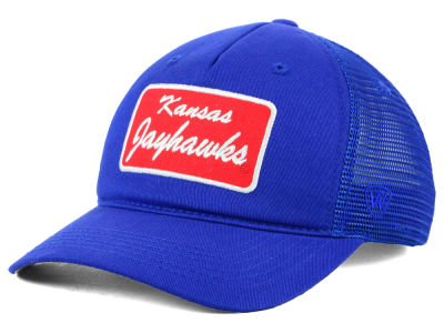 c7e65b59ab9 Kansas Jayhawks Top of the World NCAA Classify Foam Trucker Cap