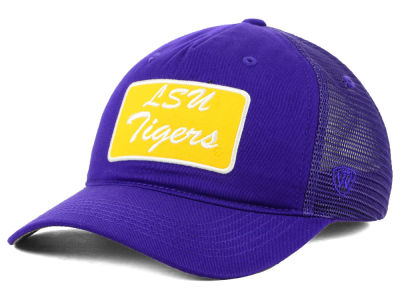 LSU Tigers Top of the World NCAA Classify Foam Trucker Cap