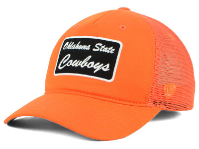 Oklahoma State Cowboys Top of the World NCAA Classify Foam Trucker Cap