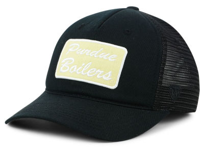 Purdue Boilermakers Top of the World NCAA Classify Foam Trucker Cap